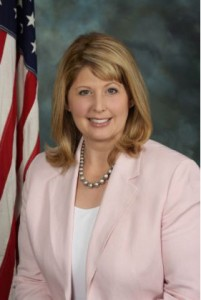 2nd District Supervisor Janice Rutherford